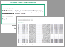 Knauf Earthwool Order Management Tool